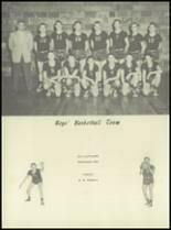 1955 Farmer High School Yearbook Page 46 & 47