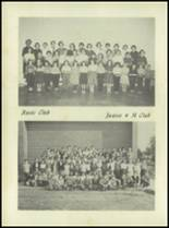 1955 Farmer High School Yearbook Page 50 & 51