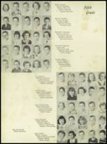1955 Farmer High School Yearbook Page 54 & 55