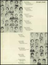1955 Farmer High School Yearbook Page 58 & 59