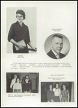 1959 Park Rapids High School Yearbook Page 10 & 11
