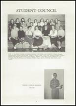 1959 Park Rapids High School Yearbook Page 12 & 13