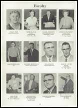 1959 Park Rapids High School Yearbook Page 18 & 19