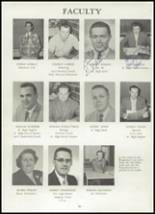 1959 Park Rapids High School Yearbook Page 20 & 21