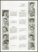 1959 Park Rapids High School Yearbook Page 22 & 23