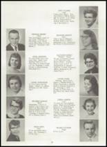 1959 Park Rapids High School Yearbook Page 24 & 25