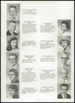 1959 Park Rapids High School Yearbook Page 26 & 27