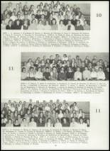 1959 Park Rapids High School Yearbook Page 36 & 37