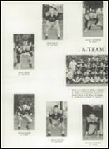 1959 Park Rapids High School Yearbook Page 42 & 43