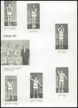 1959 Park Rapids High School Yearbook Page 48 & 49