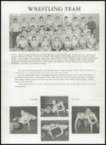 1959 Park Rapids High School Yearbook Page 54 & 55