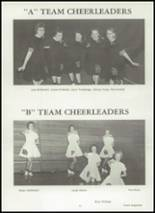 1959 Park Rapids High School Yearbook Page 56 & 57