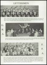 1959 Park Rapids High School Yearbook Page 58 & 59