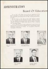 1960 Prague High School Yearbook Page 16 & 17