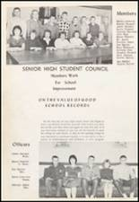 1960 Prague High School Yearbook Page 20 & 21
