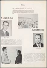 1960 Prague High School Yearbook Page 28 & 29