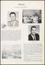 1960 Prague High School Yearbook Page 34 & 35