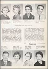 1960 Prague High School Yearbook Page 38 & 39