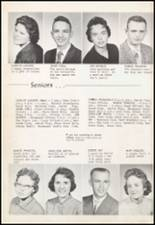 1960 Prague High School Yearbook Page 40 & 41