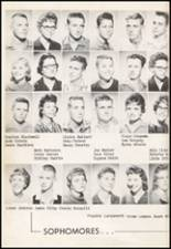 1960 Prague High School Yearbook Page 48 & 49