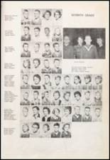 1960 Prague High School Yearbook Page 84 & 85