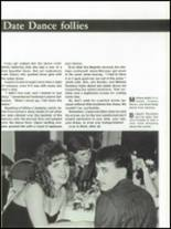 1992 Oakland Catholic High School Yearbook Page 22 & 23