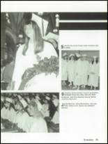 1992 Oakland Catholic High School Yearbook Page 38 & 39