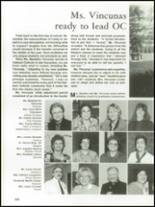 1992 Oakland Catholic High School Yearbook Page 72 & 73