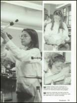 1992 Oakland Catholic High School Yearbook Page 82 & 83