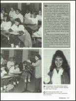 1992 Oakland Catholic High School Yearbook Page 84 & 85