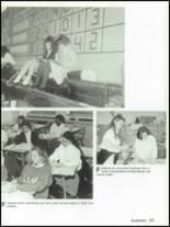 1992 Oakland Catholic High School Yearbook Page 86 & 87