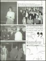 1992 Oakland Catholic High School Yearbook Page 90 & 91