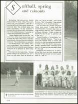 1992 Oakland Catholic High School Yearbook Page 118 & 119