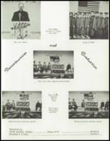 1964 McHenry High School Yearbook Page 14 & 15