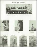 1964 McHenry High School Yearbook Page 20 & 21