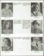 1979 Orme High School Yearbook Page 26 & 27