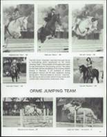 1979 Orme High School Yearbook Page 84 & 85