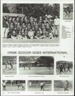 1979 Orme High School Yearbook Page 88 & 89