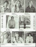 1979 Orme High School Yearbook Page 100 & 101