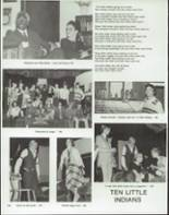 1979 Orme High School Yearbook Page 124 & 125