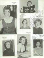 1967 Hamilton East-Steinert High School Yearbook Page 28 & 29