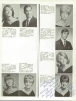 1967 Hamilton East-Steinert High School Yearbook Page 32 & 33