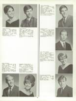 1967 Hamilton East-Steinert High School Yearbook Page 34 & 35