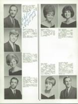 1967 Hamilton East-Steinert High School Yearbook Page 36 & 37