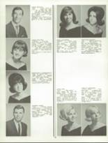 1967 Hamilton East-Steinert High School Yearbook Page 38 & 39