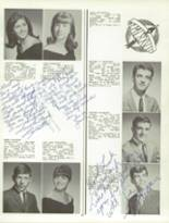 1967 Hamilton East-Steinert High School Yearbook Page 42 & 43