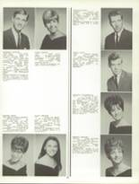 1967 Hamilton East-Steinert High School Yearbook Page 56 & 57