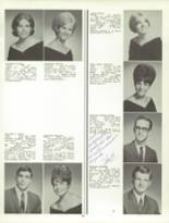 1967 Hamilton East-Steinert High School Yearbook Page 66 & 67