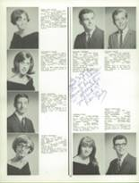 1967 Hamilton East-Steinert High School Yearbook Page 68 & 69