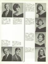 1967 Hamilton East-Steinert High School Yearbook Page 70 & 71